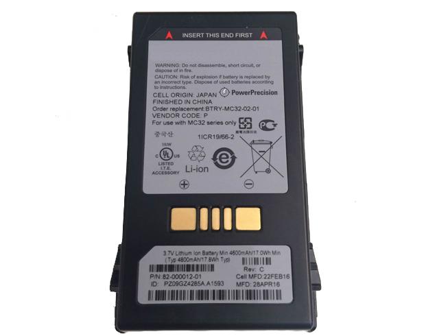 Batería Motorola 82-000012-01