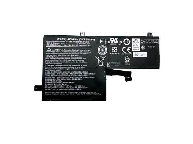 Batería Acer AP16J8K