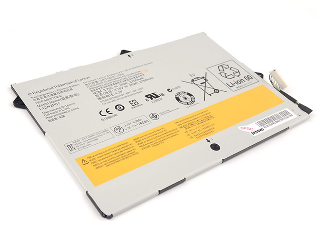 batería de la tableta Lenovo L12N2P01