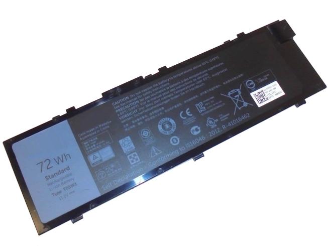 Batería Dell T05W1
