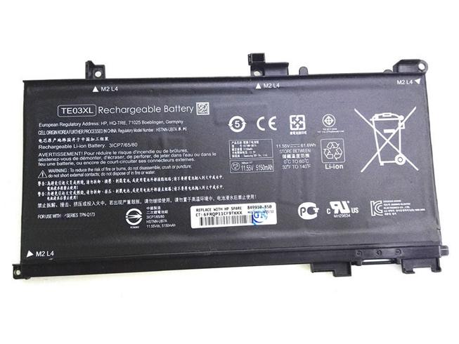 Batería HP TE03XL
