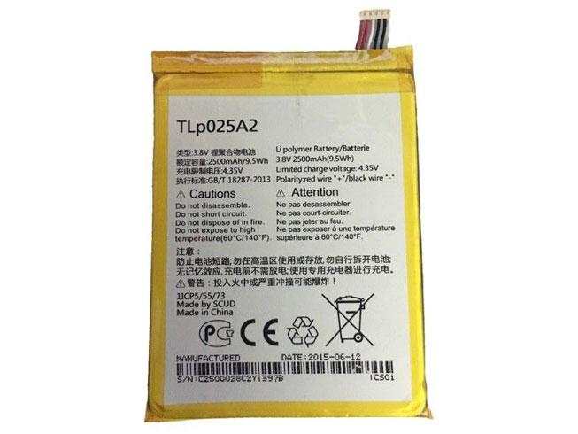 Batería para móviles Alcatel TLp025A2