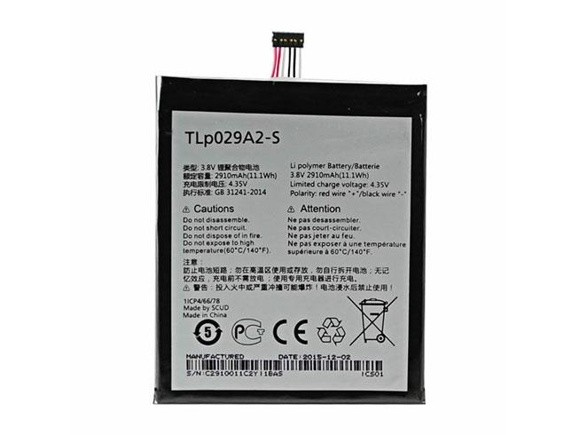 Batería para móviles Alcatel TLP029A2-S
