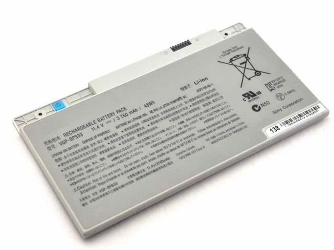 Batería Sony VGP-BPS33